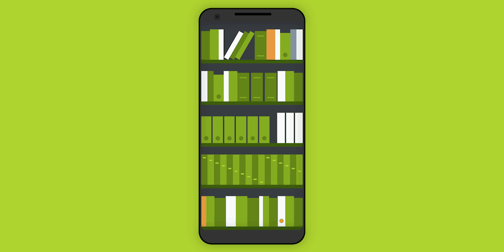 library Android
